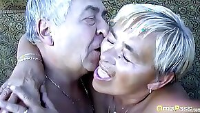 Crazy Compilation of Nasty Granny Content