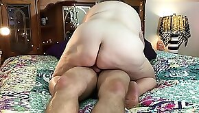 Thumper n Daisy Homemade Amateur BBW with Big Ass Rides Big Cock Cowgirl Style