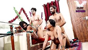 INDIAN FRIEND WIFE SWAPPING Dicks In One Chick