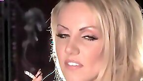 Crazy amateur Blonde Lingerie sex scene