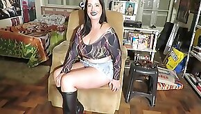 Crazy amateur Brazilian Latina adult video