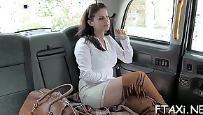Enjoy sex session inside fake taxi movie