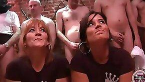 Delia rosa and jazmina vulcan real spanish mother and daughter bukake