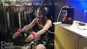 Pump and Non rub Handcuffs Mingled