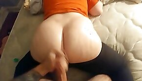 PAWG Gets Oiled Up Twerks On Cock Unedited
