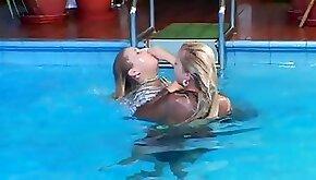 And daughter pool fantasy