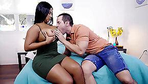 Latina realtor Rose Monroe makes a deal man cant resist