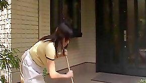 Crazed BBC Fucks Japanese Mom and Daughter Censored