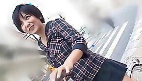 Incredible Japanese slut Meguru Kosaka in Crazy Close up Big Tits JAV video