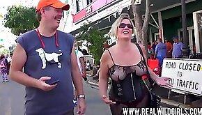 Fantasy fest street flashers uncensored
