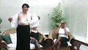 Very Mature Ladies stripping