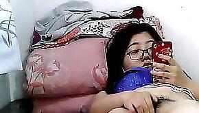 Chinese Girl Masturbation Hacked Cam