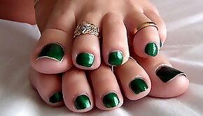 Green Toe Worship