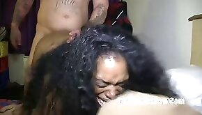 Hood rican tattoo fucks that milf phat juicy booty doggy sty