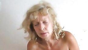 Standing Orgasm