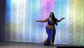 TARASOVA TATIANA BEAUTIFUL HOT BELLY DANCE